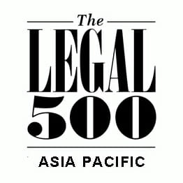 Legal500 logo -  Recognizes Timothy Loh LLP as a Leading Firm
